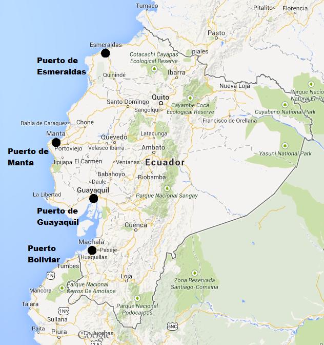 el mundo ecuador: